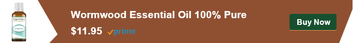 what is worm wood oil used for