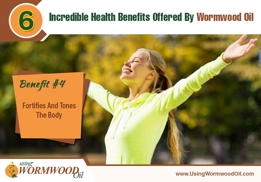 worm wood oil uses