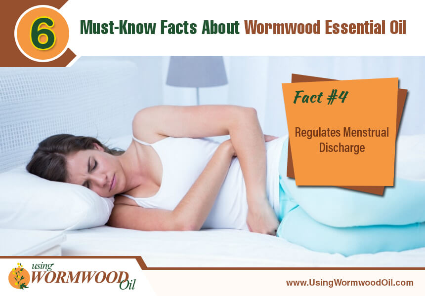 wormwood oil uses